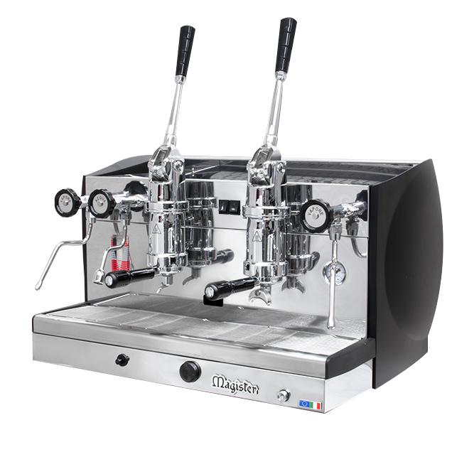 Dual Fuel Coffee Machines